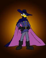DarkWing Duck by center64