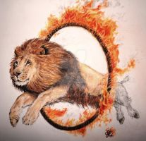 lambs become lions by viveie