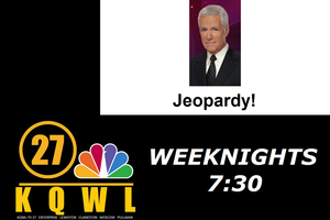 Jeopardy! Promo for KQWL-TV (1996-2001) by revinchristianhatol