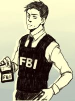 criminal minds-Aaron Hotchner by zamzaam