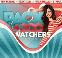 +Pack 2OO Watchers by iOneProblem
