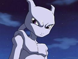 Mewtwo by sharkgirl98