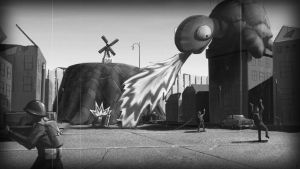New Frankenweenie Concept Art by lillypop1600