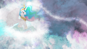 Goddess of Equestria by Jamey4