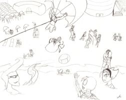 Original Sketch for the Snafu Contest by GiffProductions