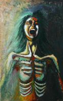 scream no 1 by Timi-O
