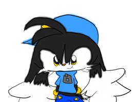 Klonoa Sketch :3 by maca33