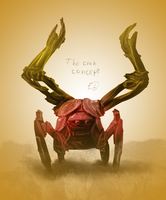 Crab by ebalint96