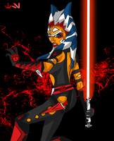 Sith Ahsoka by Chrisily