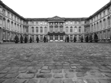 Compiegne : The imperial palace (2) by YERDUA
