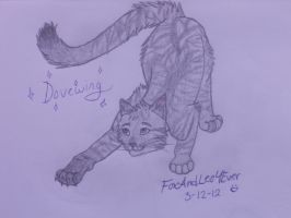 Dovewing by FoxAndLeo4Ever
