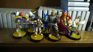 2 new members to the amiibo famiglia by emerald18