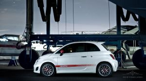 Fiat 500 Abarth .10 by larsen