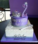 Princess Sofia Cake Topper by ArteDiAmore