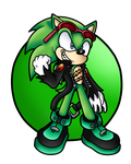 Sonic Channel +Scourge the Hedgehog+ by X-SonicTheHedgehog-X