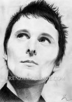 Matt Bellamy by frenziedsilence