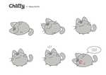 Chatty #11 by Daieny