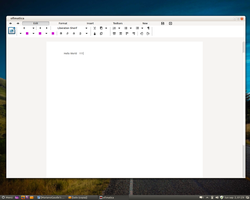 LibreOffice .small program written in Gtk 3.0 . by MarianoGaudix