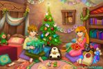Merry Christmas 2012 by Daniel-Link