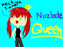 Nuzlocke Queen by metarose