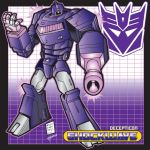 Decepticon CMDR Shockwave by stourangeau