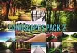 LANDSCAPES PACK 2. by CrazyObssesion