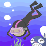 Diver by Suuchann