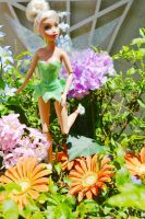 Spring Time Tink by PinkUnicornPrincess