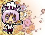 Fluffly Chan - Funny Cocina by xiannustudio