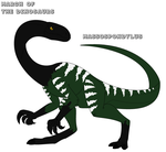 March of the Dinosaurs - day 30 by Absol989