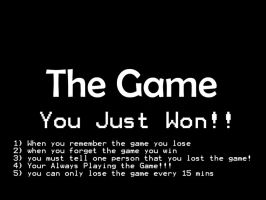 The Game by Xzavier-JP