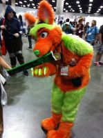 AX day 2 furry by DrGengar