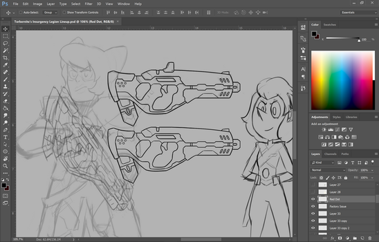 Insurgent Armada Extras WIP by TheGraffitiSoul