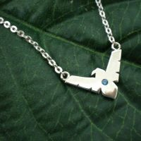 Nightwing Pendant by Yhtanaff by Riviellan