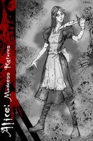 Alice_Madness Returns by DRAKEFORD