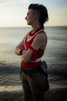 Vaas Montenegro cosplay - a pirate's life by LadyofRohan87