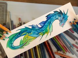 173- Sea Serpent Design by Lucky978