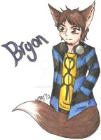 Bryon by fireprincess38fox