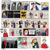 Yet Another Glee Fan-Comic by morphmaker