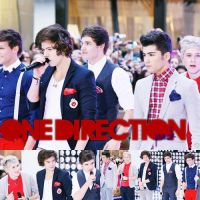 One direction Candid #1 by SweetieSmile