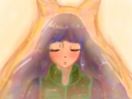 Hinata - IPad drawing by TropicalSnowflake