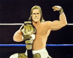 Shawn Michaels WWF by ExtremeSi