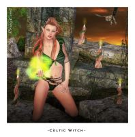 Celtic Witch by brandydeshea