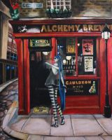 alchemy pub by vashler