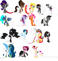 Free Adoptables batch 15 (closed) by Kitty-of-Doom524