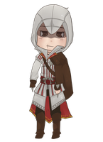 Ezio Auditore by YakiTA