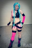My Jinx Cosplay by Illyria-Cosplay