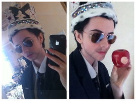 Moriarty Cosplay - Crown Jewels by RhiannaIsMyName