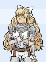 fe14 charlotte redesign by i0n4