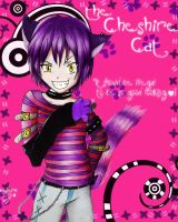 :Cheshire-kun: by Amiamy